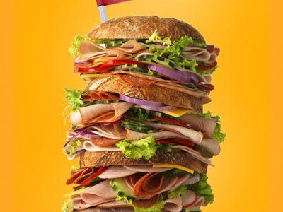 На всех бутербродах страны