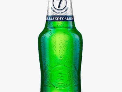 УСПЕХ С НУЛЯ. Балтика 7 безалкогольное