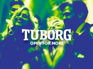 Бренд-поддержка «TUBORG»