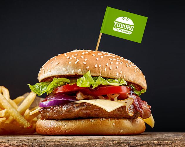 Tuborg & Burgers